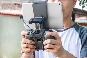 dji mavic air 2 tablet holder