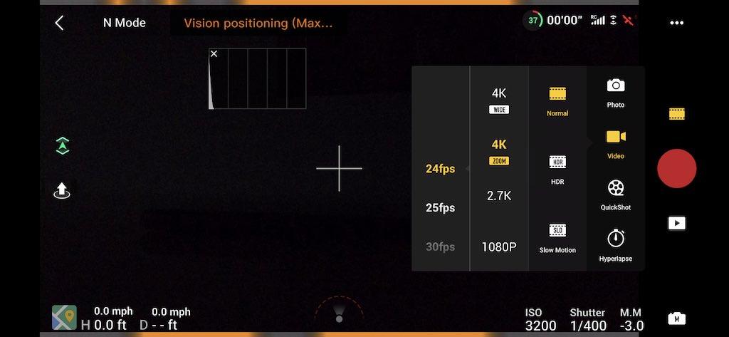 mavic air 2 4k zoom
