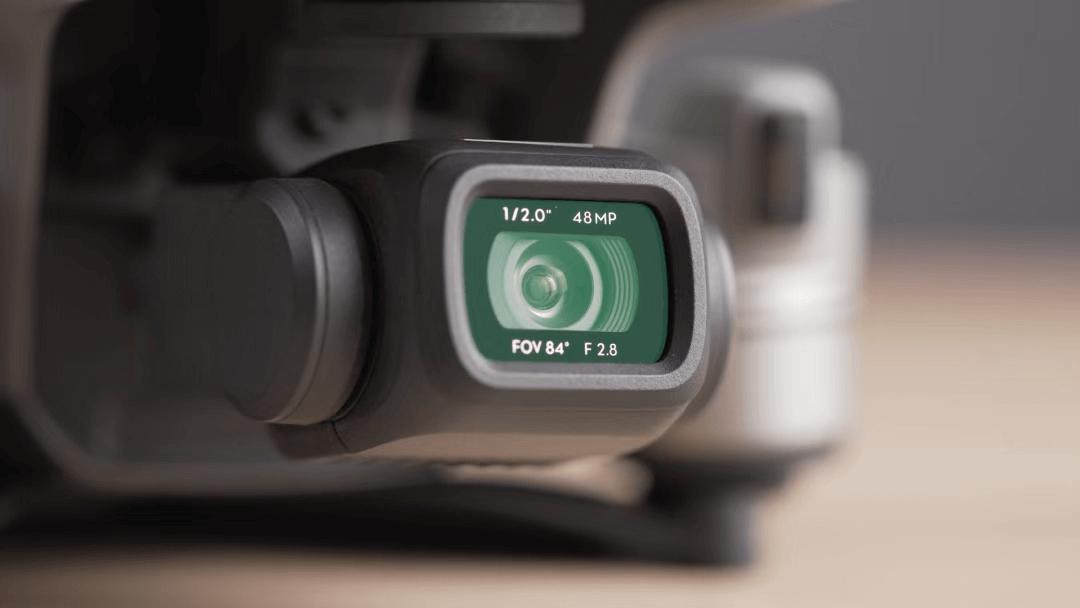 mavic air 2 camera