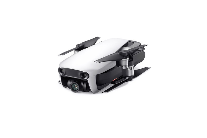mavic air folded