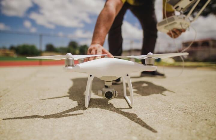 drone preflight check