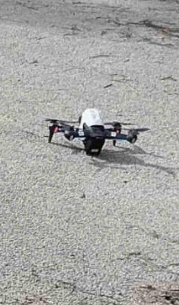 dji fpv racing drone