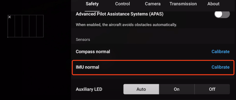IMU Calibration